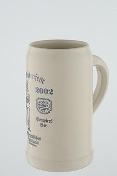 Rutenfestkrug 2002 1,0 l