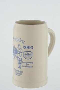Rutenfestkrug 2003 1,0 l