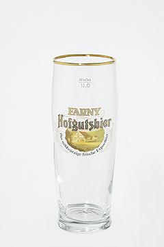 Hofgutsbierglas Trumpfbecher 0,5 l