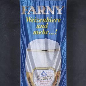 Bannerfahne FARNY