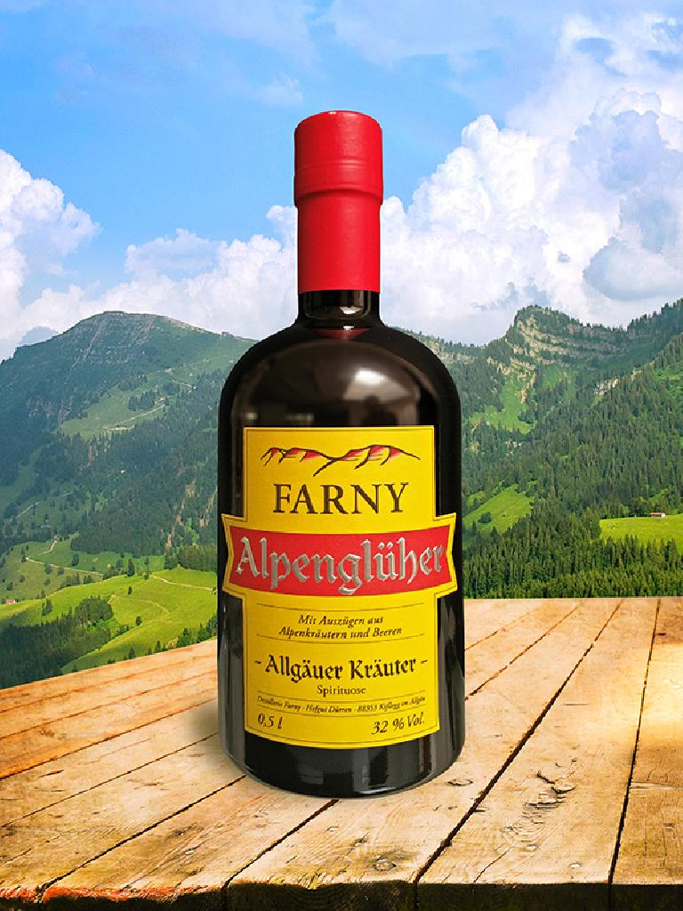 FARNY-Alpenglüher