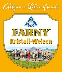 Motivanzeige-Farny-Kristall-Weizen
