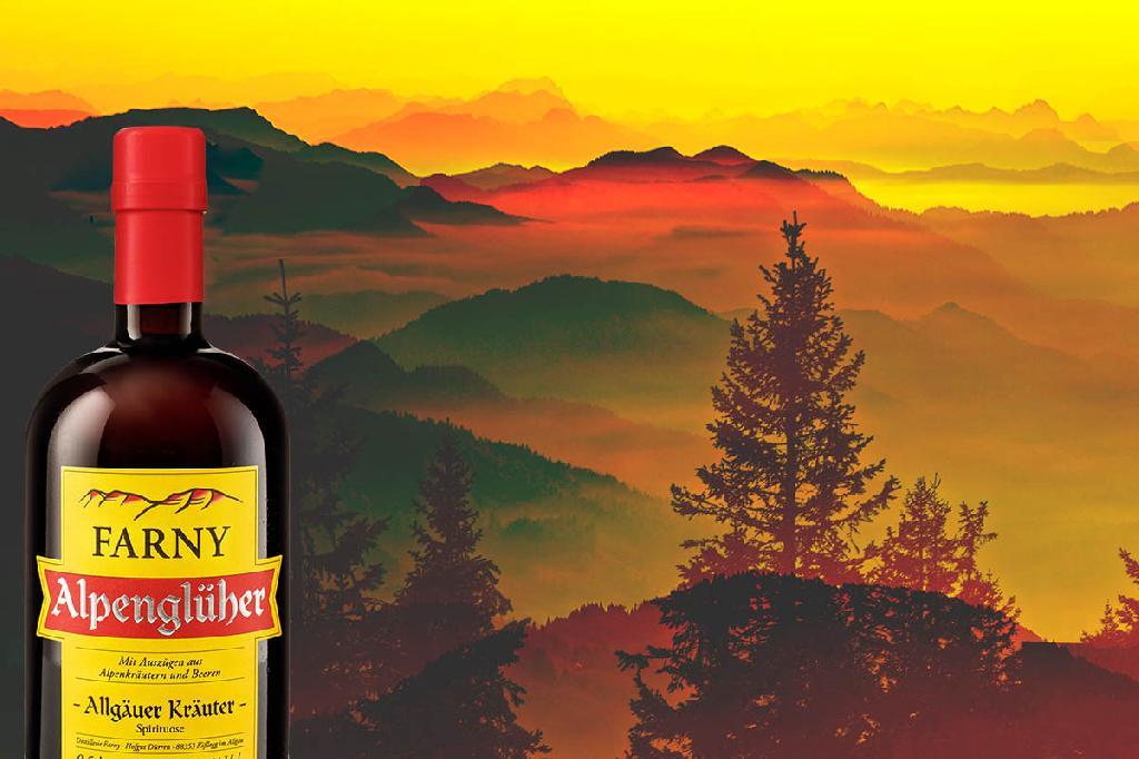 FARNY-Alpenglueher-Alpenrot