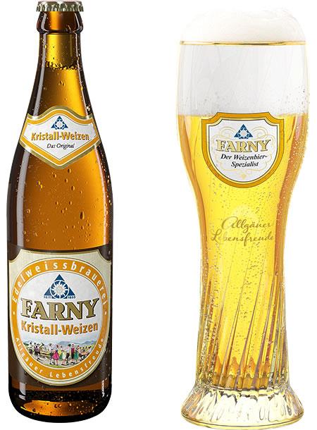 FARNY-Kristall-Weizen
